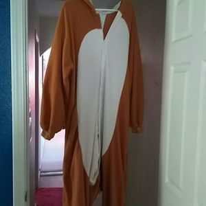 Rillakuma Bear Costume Adult Large